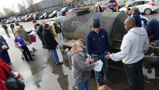 Dezastru ecologic in SUA - sute de mii de americani afectati din cauza unei substante chimice