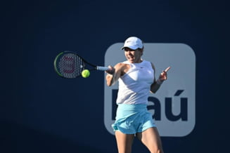 Dezastru in Germania. Simona Halep, demolata in semifinalele de la Stuttgart de catre Sabalenka