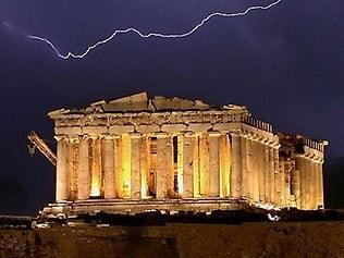 Dezastru in Grecia: Germania o abandoneaza?