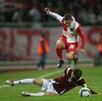 Dezastru in fotbal: Sapte echipe din Liga 1 risca retrogradarea!