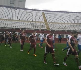 Dezastru la Rapid: Echipa va fi depunctata dupa o decizie a FIFA