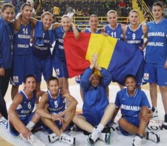 Dezastru la baschet: Romania, umilita in turneul din Ungaria
