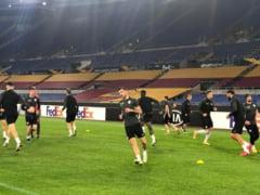 Dezastru pentru CFR Cluj in Europa League. Campioana Romaniei a fost invinsa de Roma cu un scor umilitor