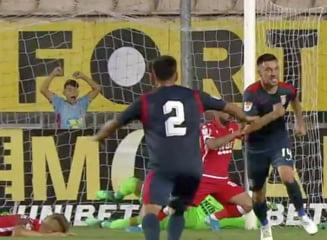 """Dezastru pentru Dinamo in Liga 1: """"Cainii"""" au fost invinsi de Chindia!"""