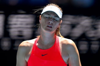 Dezastru pentru Maria Sharapova in clasamentul WTA: A coborat 221 de pozitii!