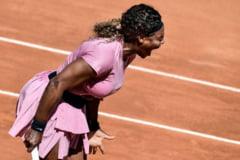 """Dezastru pentru Serena la Roma: o """"anonima"""" a batut-o din primul tur VIDEO"""