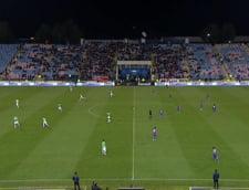 Dezastru pentru Steaua: Numar incredibil de mic de suporteri la meciul cu CFR Cluj