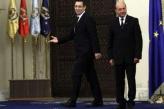 Dezastrul coabitarii dintre Basescu si Ponta (Opinii)