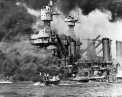 Dezastrul de la Pearl Habour: atac japonez, sau capcana americana?