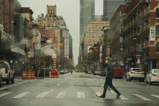 Dezastrul din New York: Mortii de Covid-19 vor fi ingropati in parcuri. Medic: Va fi mai rau decat v-ati imaginat vreodata
