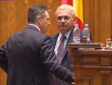 Dezbaterea motiunii de cenzura s-a incheiat. PNL l-a huiduit pe Dragnea, PSD a parasit sala la discursul PNL