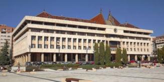 Dezinfectie totala la Palatul Administrativ, dupa ce unul dintre angajatii consiliului judetean a fost confirmat cu SARS-CoV-2