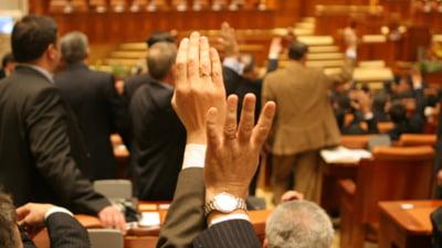 Dezmat in Parlament (Opinii)
