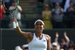 Dezvaluire uimitoare facuta de o tenismena la Wimbledon: Am fost amenintata cu moartea