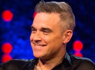 """Dezvaluire uluitoare a lui Robbie Williams: """"Puteam sa mor"""". Cu ce s-a otravit si cine i-a salvat viata"""