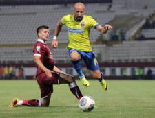 Dezvaluiri de la Rapid - Steaua: Ce i-a spus Pancu pe teren lui Latovlevici