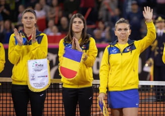Dezvaluiri din echipa de Fed Cup: Simona Halep a trimis-o pe banca de rezerve pe Sorana Cirstea