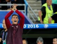 Dezvaluiri din vestiarul Portugaliei: Discursul tinut de Cristiano Ronaldo la pauza finalei EURO 2016