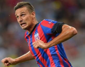 Dezvaluiri din vestiarul Stelei: Iata de ce a gresit Szukala la golul lui Schalke