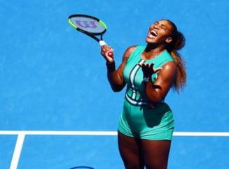 Dezvaluiri din vestiarul de la Australian Open: Ce a facut Serena Williams dupa eliminarea dureroasa