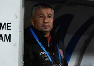 Dezvaluiri din vestiarul lui CFR Cluj: Ce le-a zis Dan Petrescu jucatorilor inaintea derbiului cu FCSB