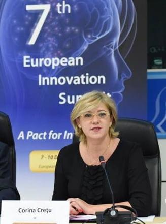 Dezvaluiri incredibile de la Bruxelles: Politico sustine ca angajatii Corinei Cretu si-au dat demisia - ii punea sa-i duca rufele la spalat