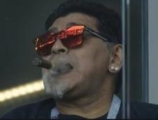"""Dezvaluiri socante din Argentina. Diego Maradona """"a fost furat si abandonat"""" de fetele lui"""