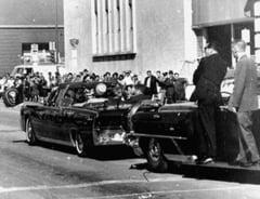 Dezvaluiri uluitoare: Al doilea tragator implicat in asasinarea lui John F. Kennedy