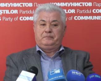 Dezvaluirile lui Voronin: Exista o tentativa de a scinda Partidul Comunistilor