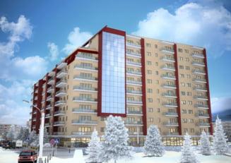 Dezvoltatorii imobiliari inchiriaza de Sarbatiori apartamentele nevandute
