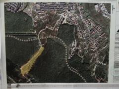 Dezvoltatorii imprastie case la periferiile Clujului