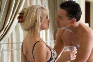 """Di Caprio explica scenele de sex din """"The Wolf of Wall Street"""": Totul a fost al meu"""