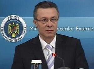 Diaconescu: Voronin nu poate afecta relatia Romaniei cu UE