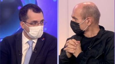 """Dialog intre Vlad Voiculescu si CTP pe tema deceselor COVID neraportate. """"Cum credeti ca au reactionat oamenii cand au auzit ca li se ascund morti ?"""""""