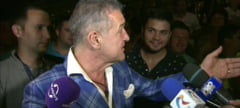 "Dialog spumos intre Gigi Becali si fanii Stelei: ""Maine ii aduc pe Sanmartean si pe Keseru!"""