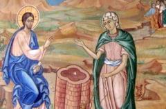 Dialogul vietii cu Viata: femeia samarineanca de fata cu Domnul Hristos