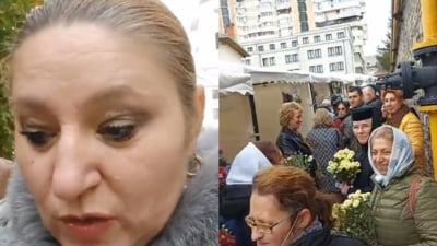 """Diana Șoșoacă, circ la pelerinajul de la Iași: """"Sfânta Parascheva a vrut să fiu senator"""". Declarații jignitoare la adresa lui Raed Arafat VIDEO"""