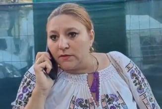 """Diana Șoșoacă, scandal în Piața Mare din Sibiu: """"Cât ai băut, mă? Cât ai băut, bețivule care ești?"""" / """"E ultraj împotriva unui senator"""" VIDEO"""