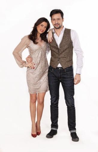 Diana Bart si Alex Constantin, despre talentele lor ascunse si vedetele veritabile de la noi Interviu