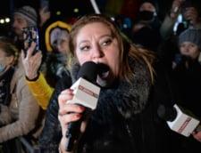 Diana Sosoaca, George Simion si Claudiu Tarziu, amendati cu cate 15.000 de lei pentru organizarea protestului de luni