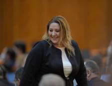 """Diana Sosoaca, sceneta pe tema Vlad Voiculescu: """"Este pentru prima oara cand il vad si nu fuge de mine"""""""