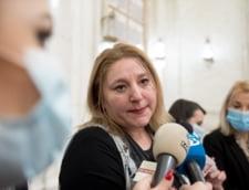 Diana Sosoaca a ajuns presedinta Comisiei pentru cercetarea abuzurilor, combaterea coruptiei si petitii din Senat