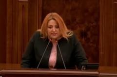 """Diana Sosoaca sustine ca cele mai draconice restrictii au fost impuse de primarii USR: """"Imi este cel mai mila de clujeni"""""""