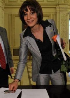 Diana Tusa va activa ca parlamentar independent
