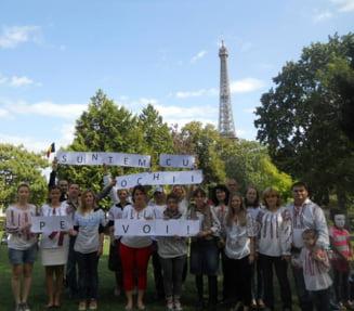 Diaspora protesteaza: Nu noi, ci clasa politica e de vina pentru imaginea negativa a tarii