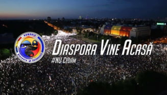 Diaspora vine acasa de 1 Decembrie: Uniti in cuget si-n simtiri
