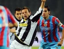 Dica a fost capitanul Cataniei in meciul cu Juventus