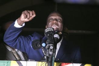 Dictatorul Mugabe a ruinat tara, dar va primi un salariu pe viata dupa ce a demisionat