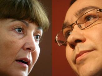 Dictatorul Ponta haituieste Opozitia (Opinii)