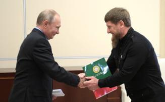 Dictatorul cecen Ramzan Kadirov, dus cu avionul la Moscova, cu simptome de coronavirus